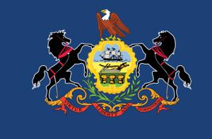 flag pennsylvania